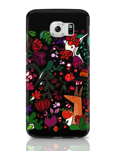 Samsung Galaxy S6 Covers | Floral Samsung Galaxy S6 Covers Online India