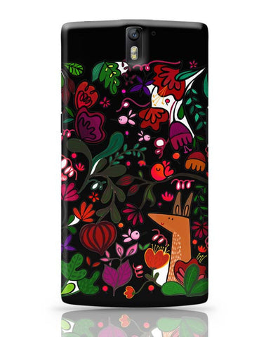 OnePlus One Covers | Floral OnePlus One Case Cover Online India