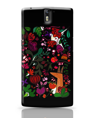 OnePlus One Covers | Floral OnePlus One Cover Online India