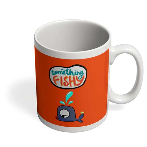 Coffee Mugs Online | Something Fishy? Mug Online India