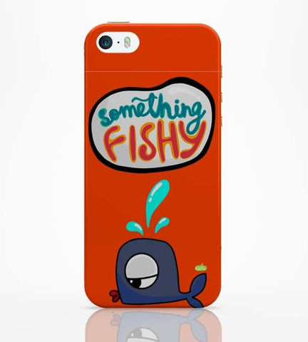 iPhone 5 / 5S Cases & Covers | Something Fishy? iPhone 5 / 5S Case Online India