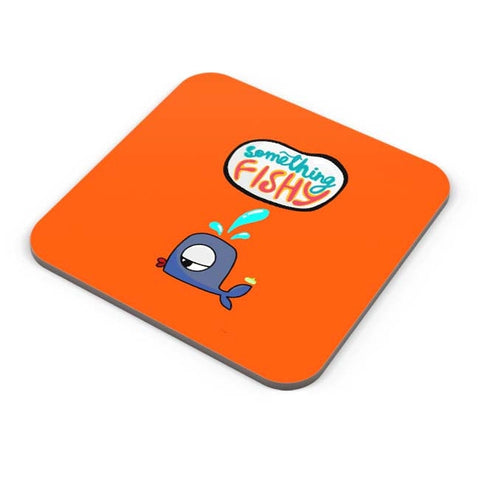 Buy Coasters Online | Something Fishy? Coaster Online India | PosterGuy.in