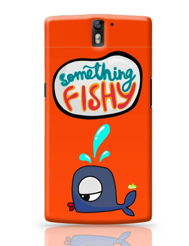 OnePlus One Covers | Something Fishy? OnePlus One Case Cover Online India