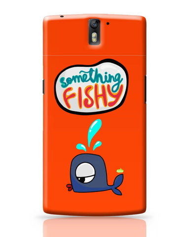 OnePlus One Covers | Something Fishy? OnePlus One Cover Online India