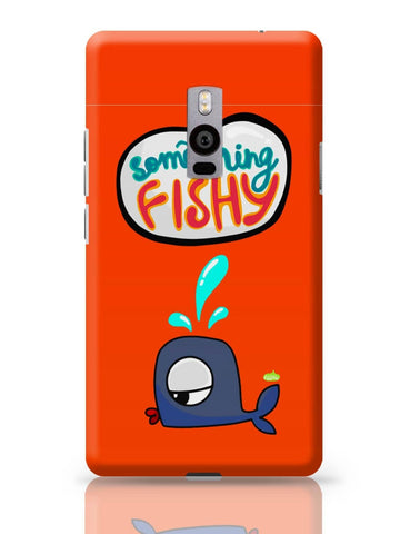 OnePlus Two Covers | Something Fishy? OnePlus Two Cover Online India