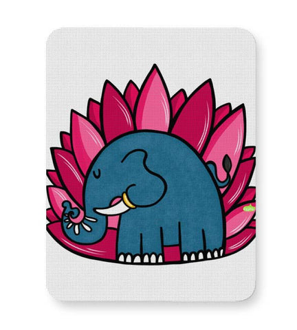 Buy Mousepads Online India | Elephant Art! Mouse Pad Online India