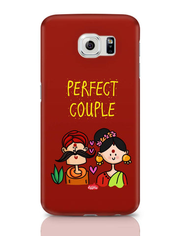 Samsung Galaxy S6 Covers | Perfect Desi Couple! Samsung Galaxy S6 Case Covers Online India