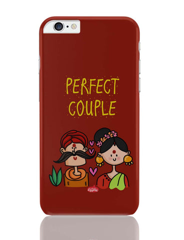 iPhone 6 Plus/iPhone 6S Plus Covers | Perfect Desi Couple! iPhone 6 Plus / 6S Plus Covers Online India