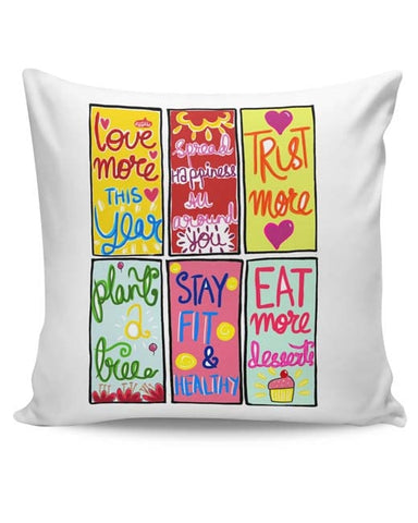 PosterGuy | To Do List Cushion Cover Online India