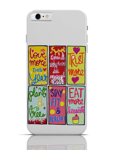 iPhone 6/6S Covers & Cases | To Do List iPhone 6 Case Online India