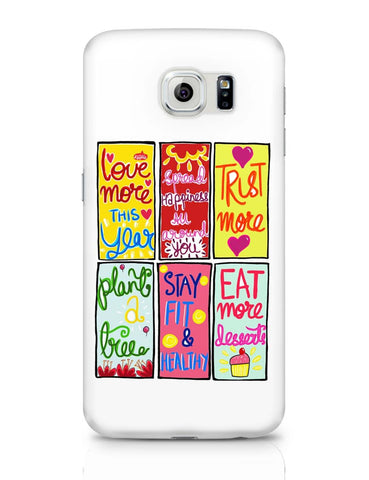 Samsung Galaxy S6 Covers | To Do List Samsung Galaxy S6 Case Covers Online India
