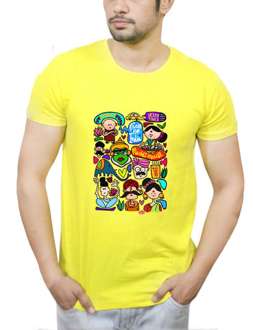 Buy Faces Of India T-Shirts Online India | Faces Of India T-Shirt | PosterGuy.in