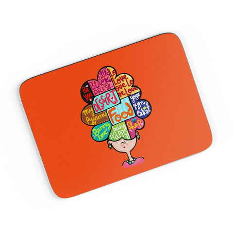 What's In My Mind? A4 Mousepad Online India