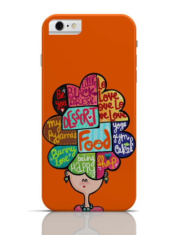 iPhone 6/6S Covers & Cases | What's In My Mind? iPhone 6 Case Online India