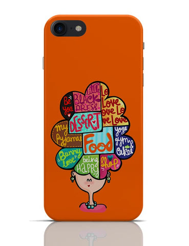 What's In My Mind? iPhone 7 Covers Cases Online India
