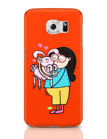Samsung Galaxy S6 Covers | Bunny Love Samsung Galaxy S6 Case Covers Online India