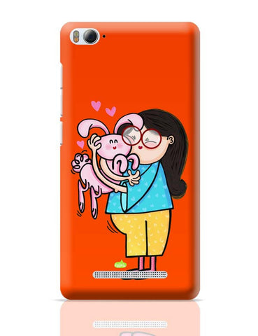 Xiaomi Mi 4i Covers | Bunny Love Xiaomi Mi 4i Case Cover Online India
