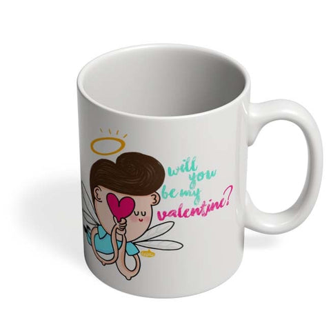 Coffee Mugs Online | Will You Be My Valentine? Mug Online India