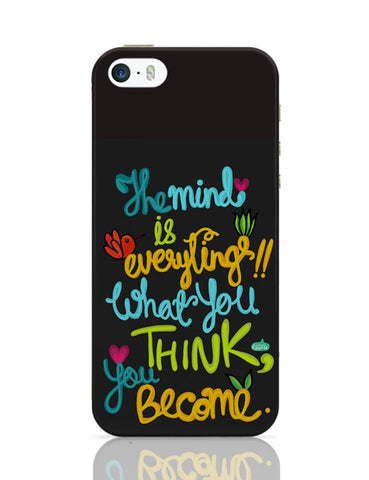 iPhone 5 / 5S Cases & Covers | Mind Is Everything! iPhone 5 / 5S Case Cover Online India