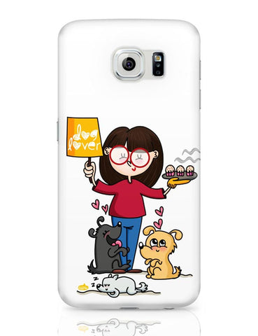 Samsung Galaxy S6 Covers | Dog Lover Samsung Galaxy S6 Case Covers Online India