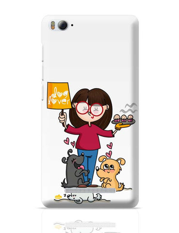 Xiaomi Mi 4i Covers | Dog Lover Xiaomi Mi 4i Case Cover Online India