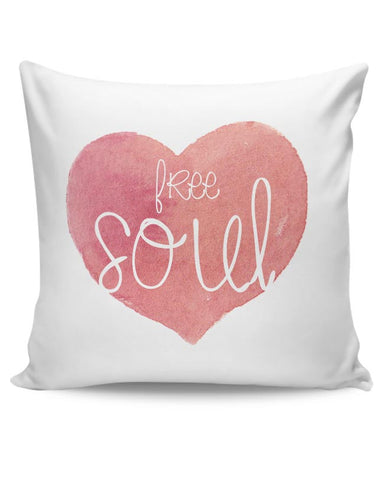 PosterGuy | Free Soul Cushion Cover Online India