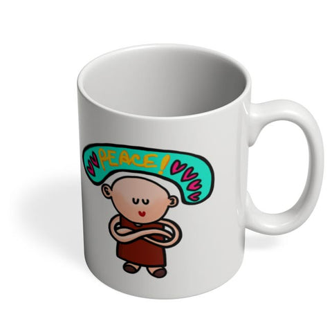 Coffee Mugs Online | The Monk! Coffee Mug Online India