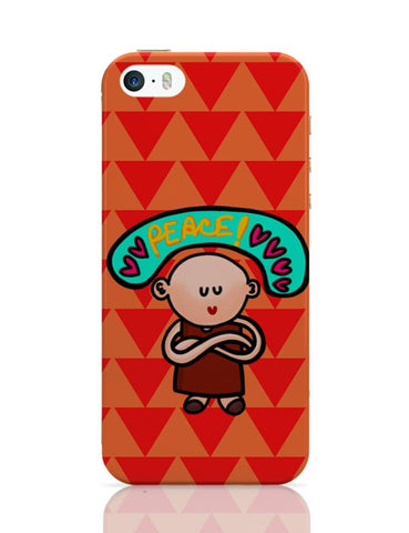 iPhone 5 / 5S Cases & Covers | The Monk! iPhone 5 / 5S Case Cover Online India
