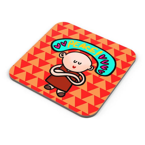 Buy Coasters Online | The Monk! Coasters Online India | PosterGuy.in
