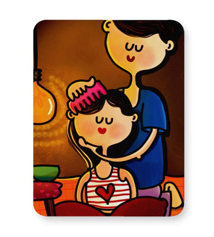 Gesture Of Love Mousepad Online India