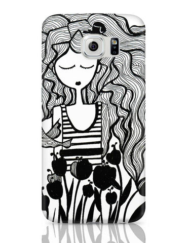The Tulip Garden Samsung Galaxy S6 Covers Cases Online India