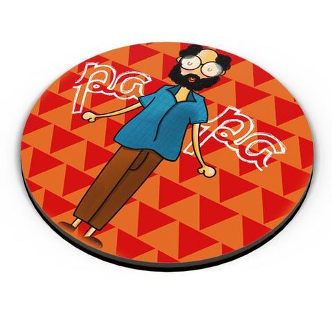 Papa Fridge Magnet Online India