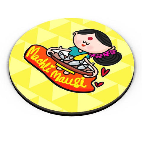 Maachli Mausi Fridge Magnet Online India