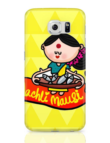 Maachli Mausi Samsung Galaxy S6 Covers Cases Online India