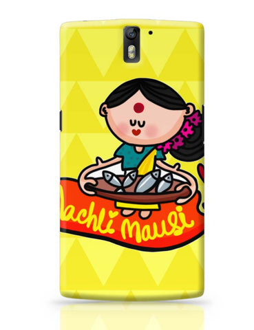 Maachli Mausi OnePlus One Covers Cases Online India