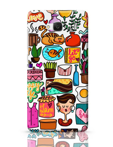 Cute Little Objects Redmi 2 / Redmi 2 Prime Covers Cases Online India