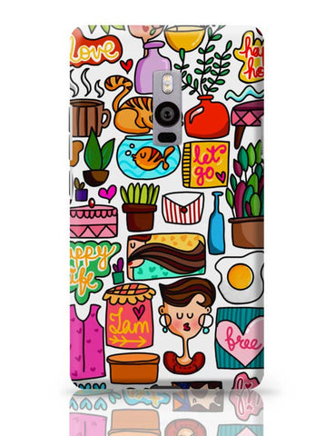 Cute Little Objects OnePlus Two Covers Cases Online India
