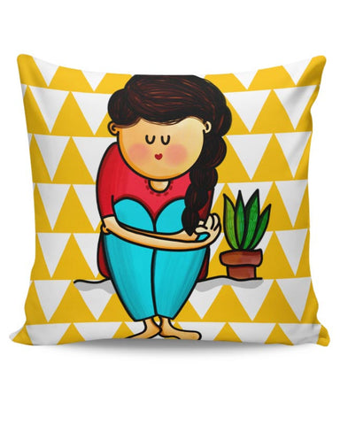 Embrace Yourself Cushion Cover Online India
