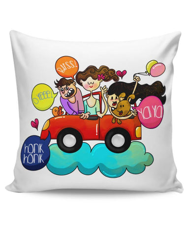 Joy Ride Cushion Cover Online India