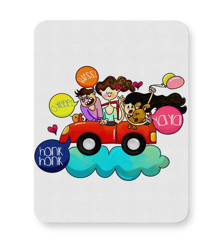 Joy Ride Mousepad Online India