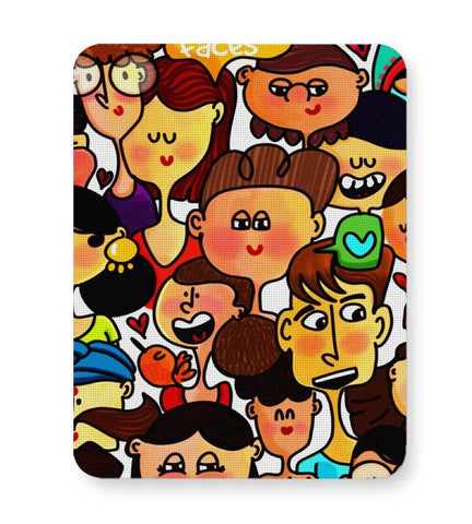 Faces Mousepad Online India