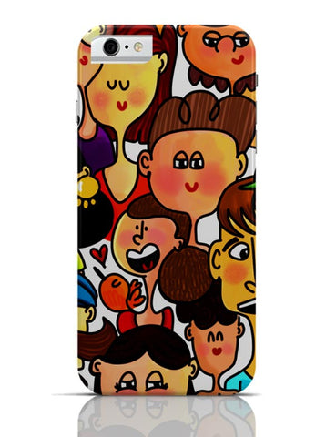 Faces iPhone 6 / 6S Cases Online India