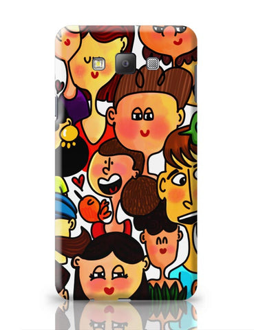 Faces Samsung Galaxy A7 Covers Cases Online India
