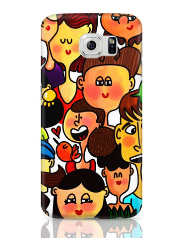 Faces Samsung Galaxy S6 Covers Cases Online India