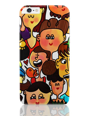 Faces iPhone 6 Plus / 6S Plus Covers Cases Online India
