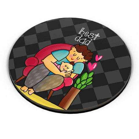 Best Dad Fridge Magnet Online India