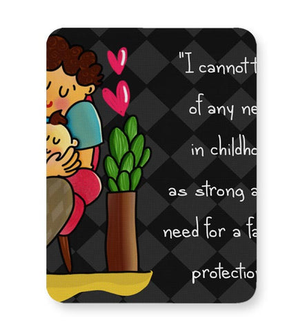Dad Love Mousepad Online India