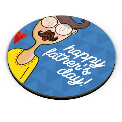 Happy Fathers Day Fridge Magnet Online India