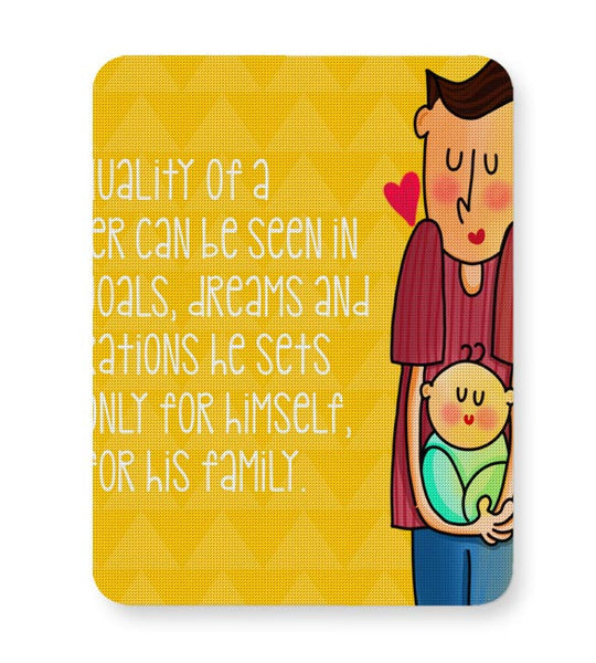 Dad & Me Mousepad Online India