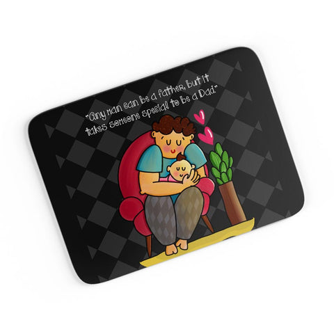 Dads are Special A4 Mousepad Online India